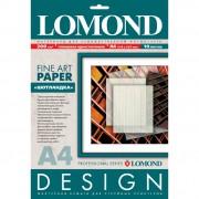 "Бумага Lomond A4 200г 10л., глянц., ярко-белая с фактурой шотл. пледа, тиснение 'Шотландка""0922041"