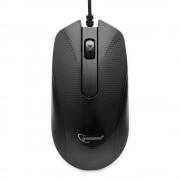 Мышь Gembird MOP-105, USB, черный, 2кн.+колесо-кнопка, 1000DPI