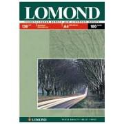 Бумага Lomond A4 130г/м2 100л.,матовая 2х сторонняя (0102004)
