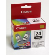 Струйный картридж Canon BCI-24Bk 6881A009 black for S300/IP1500 (1 шт)