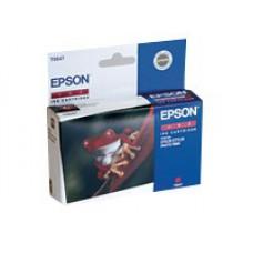 Картридж EPSON ,T054740, Картридж EPSON STYLUS PHOTO R800 (red)