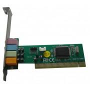 Звук.кар.C-media 8738 4 PCI