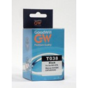Струйный картридж GOODWILL T038 черный для Epson St. C43/C45