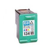 Картридж Hewlett-Packard,C9363HE, Картридж Hewlett-Packard 134 Tri-colour Inkjet Print Cartridge (14ml)