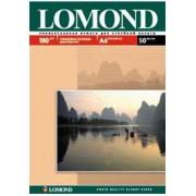 Бумага Lomond A4 180г/м2 50л., глянцевая/матовая 2х сторонняя (0102019)