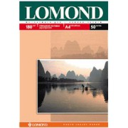 Бумага Lomond A4 180г/м2 25л., глянцевая/матовая 2х сторонняя (0102045)