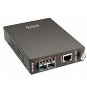 Конвертер D-Link DMC-700SC 1000Base-T в 1000Base-SX