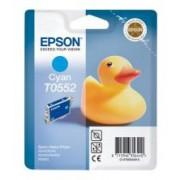 Струйный картридж Epson T055240 Cyan R240/RX520