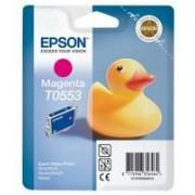 Струйный картридж Epson T055340 Magenta R240/RX520
