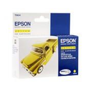 Струйный картридж Epson C13T06344A yellow for C67/C87/CX3700/4100/4700