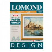 """Бумага Lomond A4 210г 10л., с тиснением """"Молоток"""" 0916041"""