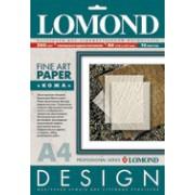 """Бумага Lomond A4 200г 10л., глянцевая, ярко-белая с фактурой выделанной кожи, тиснение 'Кожа"""""""