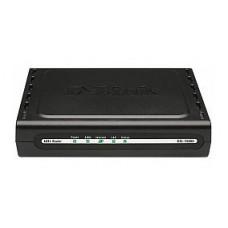 МОДЕМ D-LINK ADSL2+ ANNEX B СПЛИТЕР BROADCOM ЧИПСЕТ RIP V1/V2 DHCP NAT FIREWALL (DSL-2500U/BRU/DB)
