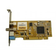 ТВ ТЮНЕР PIXELVIEW PCI PLAYTV PRO 4 (MPEG1/2/4, FM, RC)