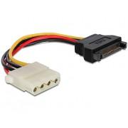 Кабель питания SATA Gembird CC-SATA-PS, 15см, 4pin/15pin, пакет