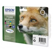 Струйный картридж EPSON T12854 PACK S22/SX125/SX420W/SX425 (набор, 4 цвета)