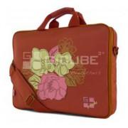 """Сумка для ноутбука 16, 4"""" GNF-215SU2, рисунок """"Summer"""" - """"лето"""", серия- """"Floral Fantasy"""""""