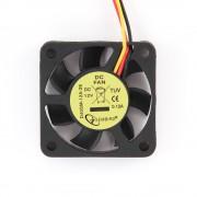 Вентилятор Gembird D40SM-12A-25, 40x40x10, втулка, 3 pin, провод 25 см