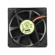 Вентилятор Gembird FANCASE, 80x80x25, втулка, 3 pin, провод 30 см