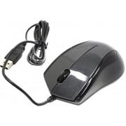 МЫШЬ A4 N-400-1 V-TRACK PADLESS USB GLOSSY GREY
