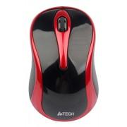 МЫШЬ A4 G7-350N-3 V-TRACK WIRELESS USB RED