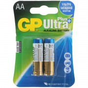 БАТАРЕЯ GP 15AUP-CR2 ULTRA PLUS AA 2ШТ