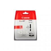 КАРТРИДЖ СТРУЙНЫЙ CANON CLI-451XLBK 6472B001 ЧЕРНЫЙ ДЛЯ PIXMA IP7240/MG6340/MG5440
