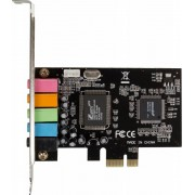 Звуковая карта PCI-E CMI 8738LX (C-Media CMI8738-LX) 5.1 oem