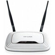 МАРШРУТИЗАТОР TP-LINK TL-WR841N 300Mbps Wireless N Router Atheros 2T2R 2.4GHz 802.11 n/g/b Built-in 4-port Switch