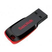 Флеш диск USB32 GB SANDISK CRUZER BLADE SDCZ50-032G-B35