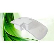 Мышь CBR CM-205 прозрачный корпус с подсветкой, 1000dpi, USB, CM205