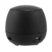 Акустич. система 1.0 Gembird SPK-103, черный ,портативн.2.4 Вт, встроен. аккумулятор