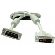 Кабель DVI-D dual link Gembird/Cablexpert CC-DVI2-10, 25M/25M, 3.0м, экран, феррит.кольца, пакет