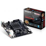 МАТЕРИНСКАЯ ПЛАТА GIGABYTE GA-J1800N-D2H ATOM NA DDR3 MINI-ITX AC`97 8CH GBLAN SATA2 VGA+HDMI