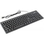 Клавиатура SVEN Standard 303 Power USB+PS/2 черный / SVN-SV-03100303PU / черная