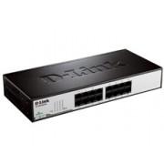 D-Link DES-1016D Неуправляемый коммутатор с 16 портами 10/100 Мбит/c DES-1016D/F1A/G1B