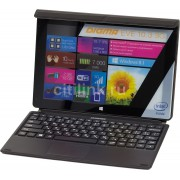 "Планшет Digma EVE 10.3 3G Atom Z3735F (1.33) 4C/RAM2Gb/ROM16Gb 10.1"" IPS 1280x800/3G/WiFi/BT/5Mpix/2Mpix/Windows 8.1/черный/Touch/microSDHC 32Gb/mHDMI/minUSB/7000mAh"