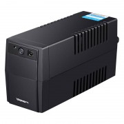 Источник бесперебойного питания Ippon Back Basic 650 390Вт 650ВА черный