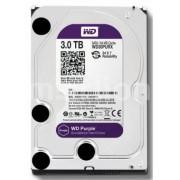 "Жесткий диск WD Original SATA-III 3Tb WD30PURX Video Purple (5400rpm) 64Mb 3.5"""