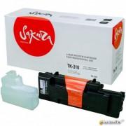 Картридж SAKURA TK-310/312 для Kyocera Mita FS-2000D/3820N/3830N/4000D, черный, 12000 к., SATK310