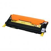 Картридж SAKURA CLTY409S для Samsung CLP-310N/315 CLX-3170/3175/3175FN/3175N, желтый, 1000 к., SACLTY409S