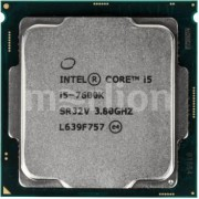 Процессор Intel Original Core i5 7600K Soc-1151 (BX80677I57600K S R32V) (3.8GHz/Intel HD Graphics 630) Box