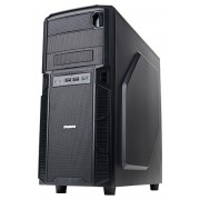 Системный блок: Intel Core i5 7400 (3GHz/Intel HD Graphics 630)/ DDR4 8Gb 2400MHz/ SSD Kingston SATA III 120Gb SUV400S37/120G/ HDD TOSHIBA SATA-III 1TB HDWD110UZSVA P300 (7200RPM) 64MB/ Palit PCI-E PA-GTX1050Ti StormX 4
