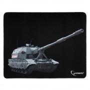 "Коврик для мыши Gembird MP-GAME3, рисунок- ""танк-3"", размеры 250*200*3мм, ткань+резина"