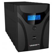 Источник бесперебойного питания Ippon Smart Power Pro II 1600 960Вт 1600ВА черный