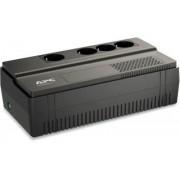 Источник бесперебойного питания APC Back-UPS BV1000I-GR 600Вт 1000ВА черный