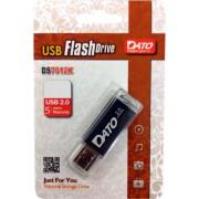 Флеш Диск Dato 8Gb DS7012 DS7012K-08G USB2.0 черный