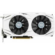 Видеокарта Asus PCI-E DUAL-GTX1060-3G nVidia GeForce GTX 1060 3072Mb 192bit GDDR5 1506/8008 DVIx1/HDMIx2/DPx2/HDCP Ret