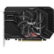 Видеокарта Palit PCI-E PA-GTX1660Ti STORMX 6G nVidia GeForce GTX 1660TI 6144Mb 192bit GDDR6 1500/12000 DVIx1/HDMIx1/DPx1/HDCP Ret